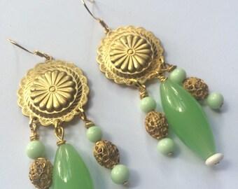 Walk like An Egyptian Earrings