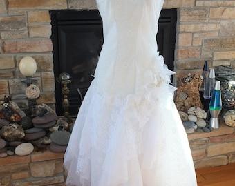 Art deco wedding dress   Etsy