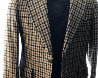 Donegal Handwoven Irish Tweed Blazer by Magee (38 R)