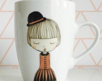 Circus girl Coffee / Tea  Mug