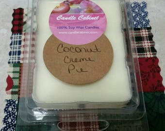 Coconut Creme Pie wax melts