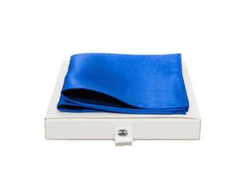 de MORÉ - classic blue Pocket square