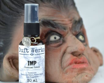 Imp Cosplay Accessory, Cosplay Costume Fragrance, LARP Costume Scent, Theater Costume, 30 ml, Fragrance Spray Bottle, Duft Werks
