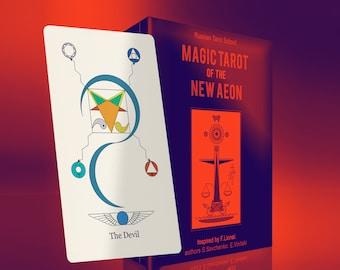 New! Magic Tarot of the New Aeon