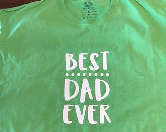 Plus size Father's Day shirts 1x-3x Personalized Dad Free Shipping