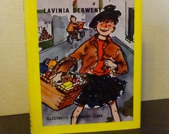 Vintage Children's Book - Macpherson by Lavinia Derwent First Edition