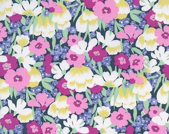 Wild Blossoms in Orchid pc6679 - VERANDA - Michael Miller Fabrics - By the Yard