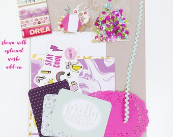 Sparkle Flipbook Kit