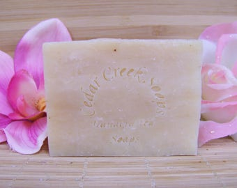 Fresh Ginger Lime Soap Vegan Ginger Lime Cold Processed Soap All Natural Soaps