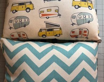 RV themed Throw pillows