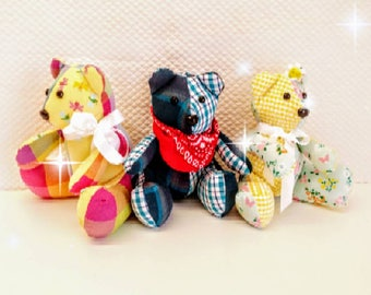MINI Memory Bear (pattern)