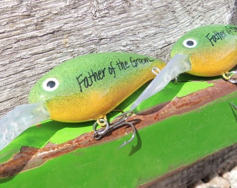 Personalized Fishing Lures Wedding Groomsmen Gifts Father of the Groom Father of the Bride Fishing Theme Wedding Dad Brother Best Man Favor