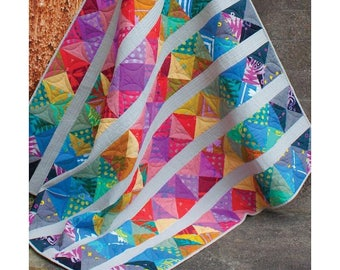 Spectrum by Alison Glass - Paper Printed Pattern