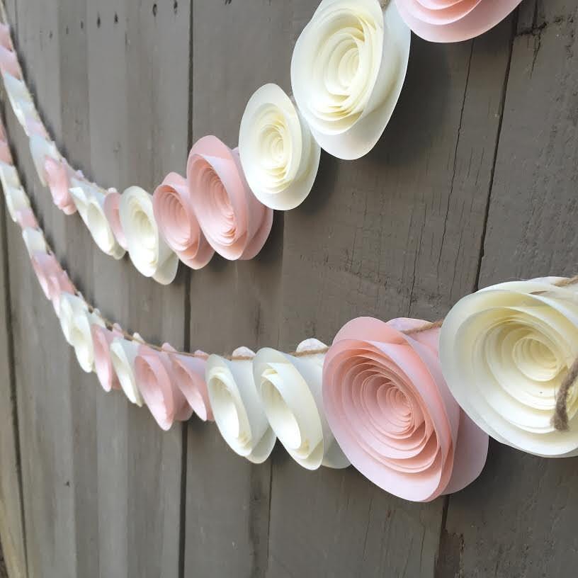 Paper flower garland template 42000 softblog paper flower garland template mightylinksfo