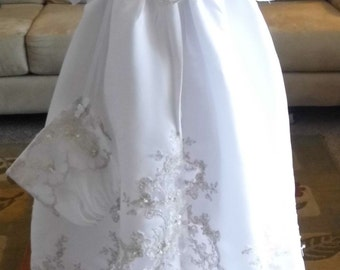 Return shipping for your wedding gown