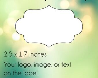Custom Stickers ,plaque shape labels,logo stickers, custom labels , personalized stickers, plaque stickers,labels,die-cut stickers
