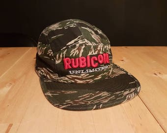 Rubicon Unlimited Five Panel Cap