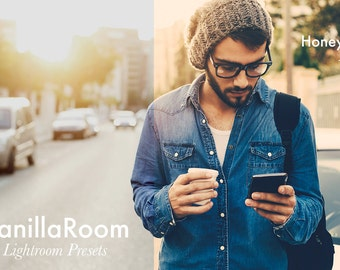VanillaRoom - 10 Lightroom Presets Pack INSTANT DOWNLOAD