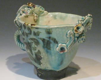 Indio Turquoise Cup