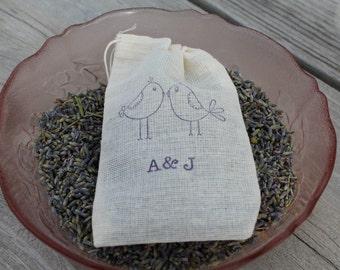 Set of 25 Organic Lavender Toss Wedding Toss Flower Toss