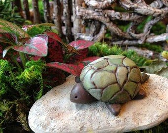 Turtle (Mini) for the Fairy Garden