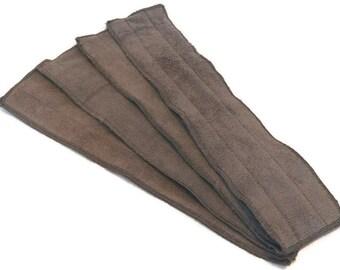 Bona/Starfiber Mop Eco Friendly Pads - Microfiber Mop Pads- GRAY- Set of 2- 24013