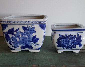 Chinoiserie Planters