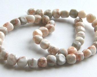 Redline Marble Gemstone