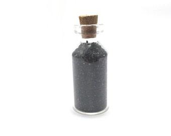 Iceland Black Sand in a Bottle