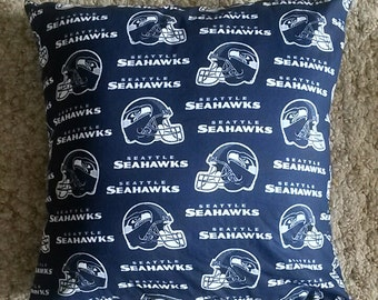 Seahawk Pillow