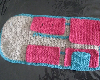 Crochet Pouch for hook needles