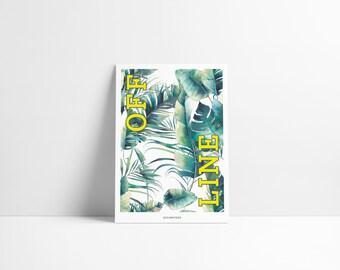 Postcard / offline