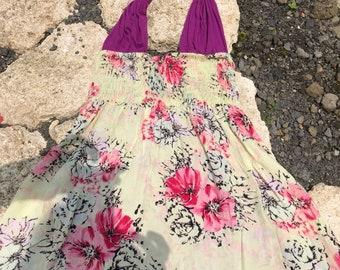 Size 7-8 rayon tunic dress