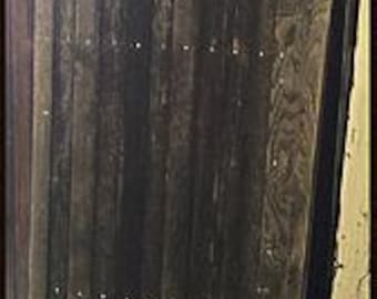 Antique Wood Shutter Doors (Pair)