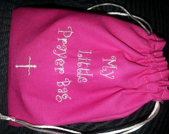 My Little Prayer Bag