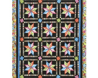 Flying Swallows Quilt Pattern By Pam Goggans