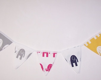 Fabric Bunting. Flags. Banner. Wedding Banner. Party Banner. Baby Shower Bunting. Wedding  Bunting. Corn Yellow White Bunting. Ready To Ship