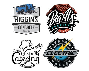 Logo design - pro designer to help you brand, advertise and market your business