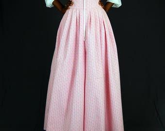 Pink high waist pants, pink wide leg pants, Palazzo pants, wide leg pants, handmade high waist pants, handmade pants, pink trouser