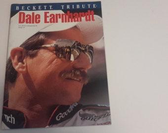 dale earnhardt beckett magazine tribute 1995
