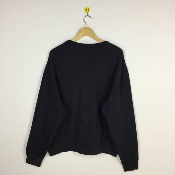 Rare Missoni Club Big Spellout logo pullover sweashirt / sweater 9AhV9