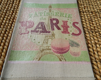 DECOUPAGE PARIS BOOK cover