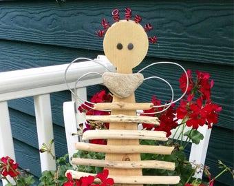 Outdoor Angel ~ Yard Art ~ Gardener's Gift ~