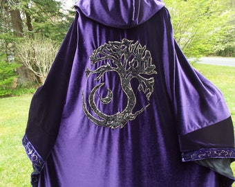 Wiccan Ceremony Cape