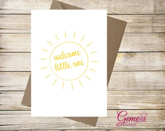 Greeting Cards, Congratulation, New baby, Baby Shower