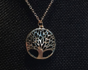 Gold Plated Tree of Life