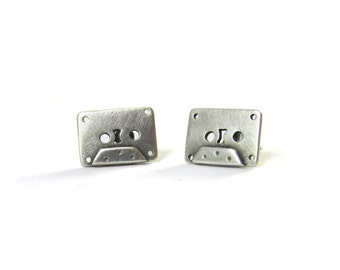 Otoo Cassette Stud Earrings