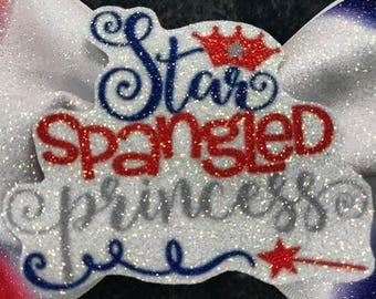 4th of July Bows ***FREE SHIPPING***