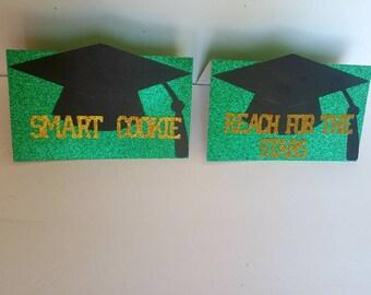 Graduations tent cards
