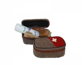WD56 Swiss Army Blanket Case